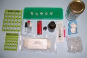 Thin Layer Chromatography,  CTK Test Kits -3 kits available